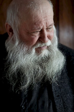 Hermann Nitsch, Foto: Ferry Nielsen