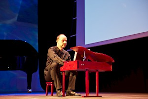 Toy Piano, Johannes Marian, Foto: Otto Saxinger