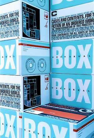 PETER ZIMMERMANN - Retrospective Boxes, 1993-2001