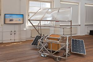 SOLAR SINTER PROJECT: Markus Kayser