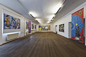 Exhibition view: Thomas Draschan
