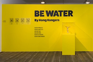 Be Water by Hong Kongers / HK